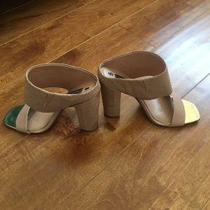 Rachel Zoe heels